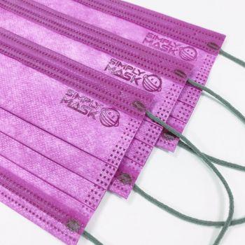成人口罩 - 海葵紫